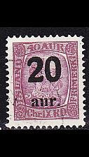 Buy ISLAND ICELAND [1921] MiNr 0107 ( O/used )