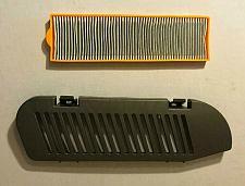 Buy Bissell Model 3910-6 - Post-motor filter grille Part # 203-2335