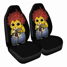 Buy Thunderkitty Car Seat Covers Nerdy Geeky Pop Culture Set of 2 Front Seat