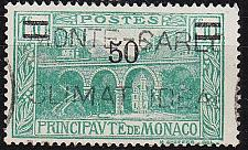 Buy MONACO [1926] MiNr 0107 ( O/used )