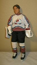 Buy 1993 Hasbro Hockey Action Figure Toy Patrick ROY 33