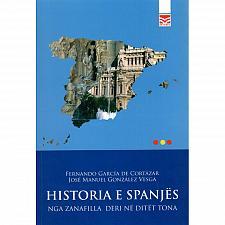 Buy Historia e Spanjes, Vesga & Cortazar. Book from Albania
