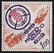 Buy MONACO [1961] MiNr 0665 ( **/mnh ) Auto