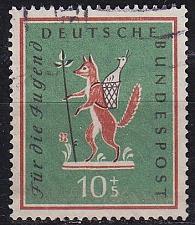 Buy GERMANY BUND [1958] MiNr 0286 ( O/used )