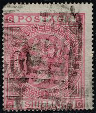 Buy Great Britain #57 Queen Victoria; Used (1Stars) |GBR0057-01XDP