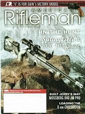 Buy American Rifleman Magazine December 2020 Issue 4 Cocker Spaniel Rescue Charity