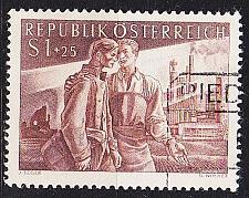 Buy ÖSTERREICH AUSTRIA [1955] MiNr 1019 ( O/used )