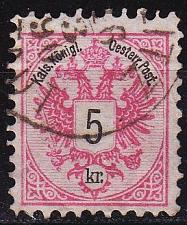 Buy ÖSTERREICH AUSTRIA [1883] MiNr 0046 D ( O/used ) [01]