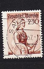 Buy ÖSTERREICH AUSTRIA [1952] MiNr 0979 ( O/used ) Trachten
