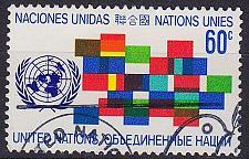 Buy UNO New York [1971] MiNr 0239 ( O/used )