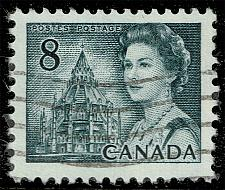 Buy Canada #544 Library of Parliament; Used (3Stars) |CAN0544-10