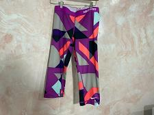 Buy NIKE PRO Dri-fit Activewear women's capri Legging size M worn once