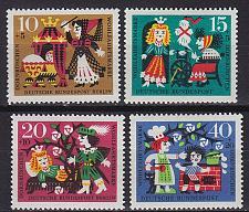 Buy GERMANY BUND [1964] MiNr 0447-50 ( **/mnh )