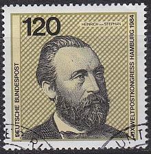 Buy GERMANY BUND [1984] MiNr 1217 ( O/used ) Post