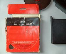 Buy BASF ferro super LH HiFi to DIN 45 500 LP35. 549m, 1801. 18 cm / 7 in