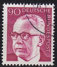 Buy GERMANY BUND [1970] MiNr 0643 ( O/used )