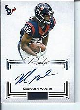 Buy Keshawn Martin 2013 Panini PlaybookRookie Auto #ed /49
