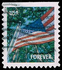 Buy US #4779 Flag in Summer; Used (4Stars) |USA4779-02