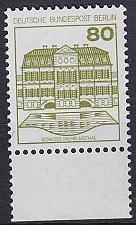 Buy GERMANY BERLIN [1982] MiNr 0674 A u ( **/mnh ) Burgen Schlösser