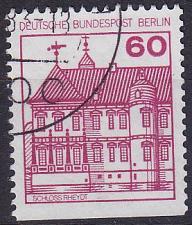 Buy GERMANY BERLIN [1979] MiNr 0611 D ( O/used ) Burgen Schlösser