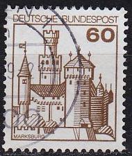 Buy GERMANY BUND [1977] MiNr 0917 ( O/used ) Bauwerke