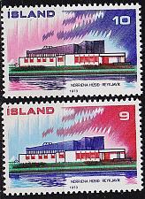 Buy ISLAND ICELAND [1973] MiNr 0478-79 ( **/mnh ) CEPT