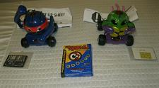 Buy Rumble Robots Starter Deck + Bitor & Clamster Bots w/o remotes