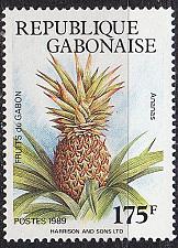 Buy GABUN GABON [1989] MiNr 1038 ( **/mnh ) Pflanzen
