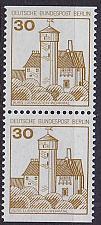 Buy GERMANY BERLIN [1977] MiNr 0534 CD ( **/mnh ) Burgen Schlösser