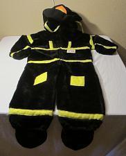 Buy 1-Piece Fireman Fire Fighter Child Halloween Costume Chrisha Playful Plush 4-6