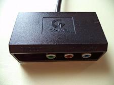 Buy Gigabyte HDTV VIDEO-OUT Cable for NVIDIA S to AV S HDTV