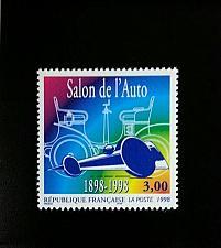 Buy 1998 France Paris Auto Show Scott 2676 Mint F/VF NH