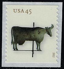 Buy US #4614 Cow Weathervane; MNH (5Stars)  USA4614-04