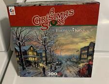 Buy Ceaco Thomas Kinkade A Christmas Story Jigsaw Puzzle 300 Pieces For Dog Rescue