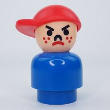 Buy Fisher Price Little People Play Family School Bully Boy Replacement Jumbo Figure