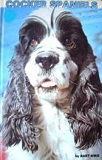 Buy Cocker Spaniels by Bart King Hardcover Book 4 Cocker Spaniel Rescue Charity