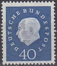 Buy GERMANY BUND [1959] MiNr 0305 ( **/mnh )