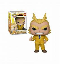 Buy My Hero Academia Teacher All Might Pop! Vinyl Figure