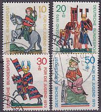 Buy GERMANY BUND [1970] MiNr 0612-15 ( O/used )