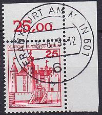 Buy GERMANY BERLIN [1978] MiNr 0587 or ( O/used ) Burgen Schlösser