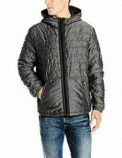 Buy Men's Nylon Hooded Jacket NWT`S Superior Quality Handcrafted Size L Retail $179