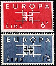 Buy IRLAND IRELAND [1963] MiNr 0159-60 ( **/mnh ) CEPT