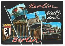 Buy GERMANY - THE BERLIN COLLECTION FDC7697
