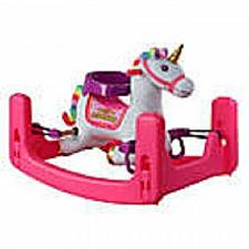 Buy Starlight Grow-With-Me Unicorn Ride-On in White