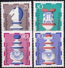 Buy GERMANY BUND [1972] MiNr 0742-45 ( **/mnh )