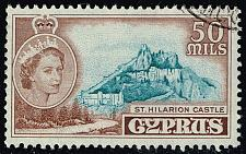 Buy Cyprus #178 St. Hilarion Castle; Used (4Stars) |CYP0178-01XRS