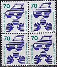 Buy GERMANY BUND [1973] MiNr 0773 4er ( **/mnh )