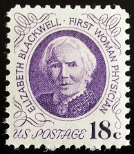Buy 1974 18c Elizabeth Blackwell, Physician Scott 1399 Mint F/VF NH