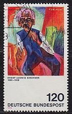 Buy GERMANY BUND [1974] MiNr 0823 ( O/used ) Gemälde