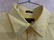 Buy J.Crew Men's button down long sleeve shirt Size M(15-15 1/2)